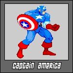 Aportes cualquiera Captainamerica