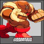 Aportes cualquiera Juggernaut